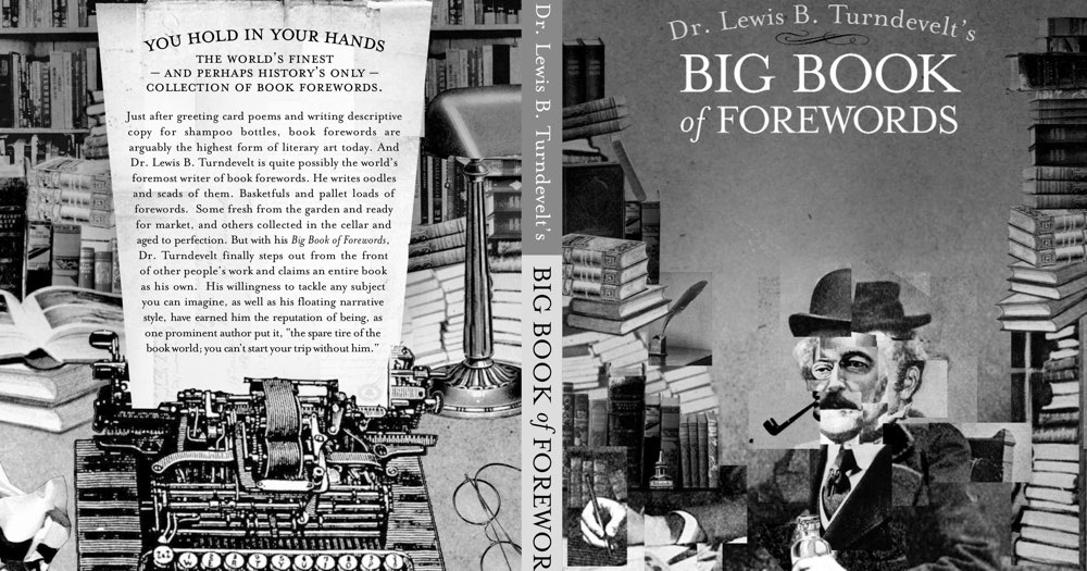 Big Book of Forewords banner image